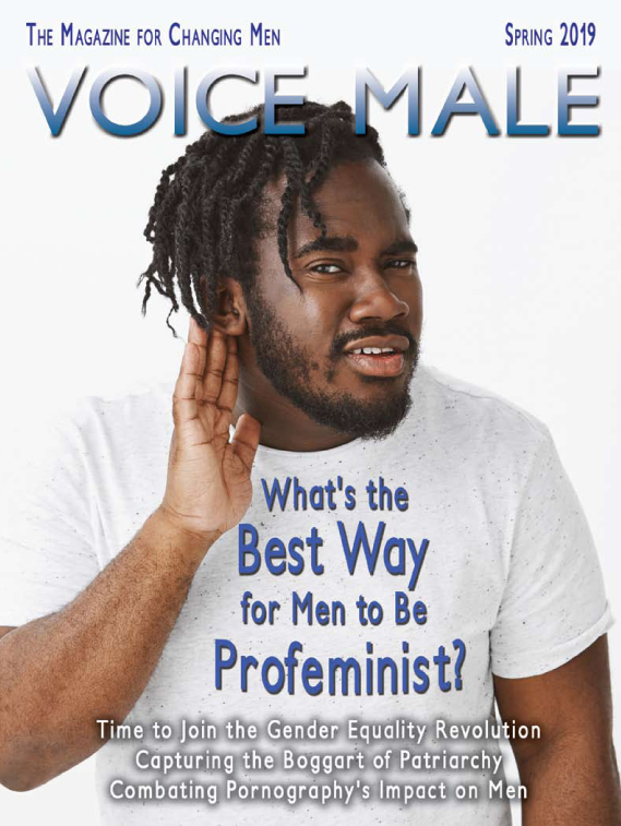 Cover of the Spring 2019 issue