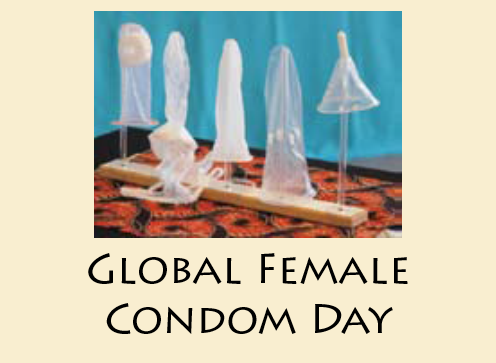 Global Female Condom Day