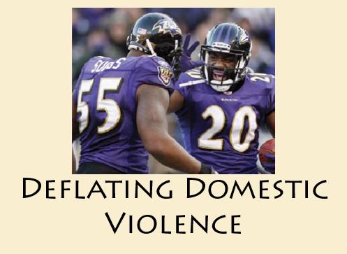Deflating Domestic Violence