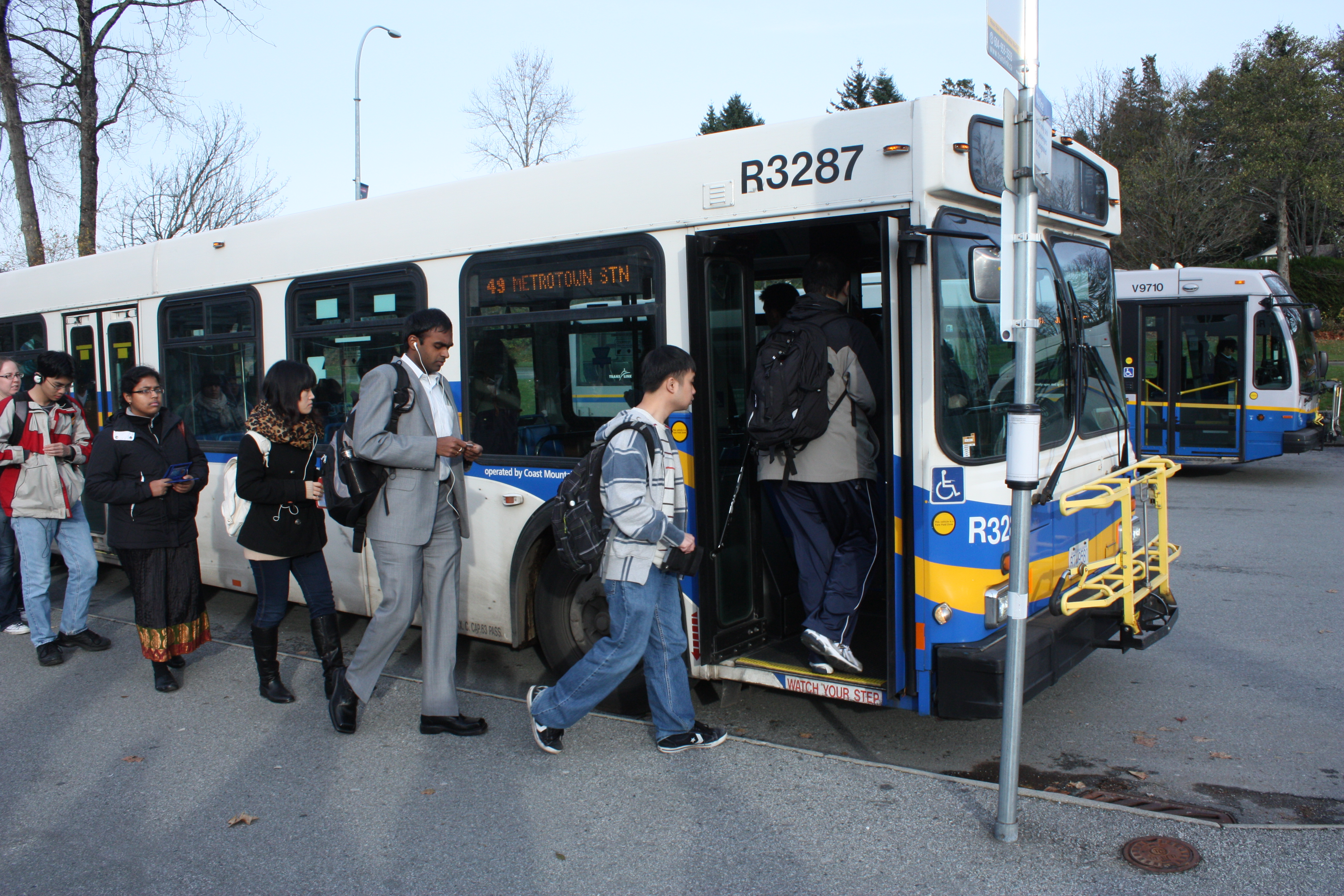 THE PRICE OF A TICKET: Who's Driving the Bus