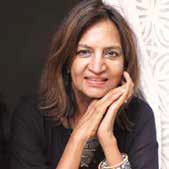 Headshot of a woman with shoulder-length hair.