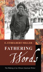 Cover of the book Fathering Words by E Ethelbert Miller