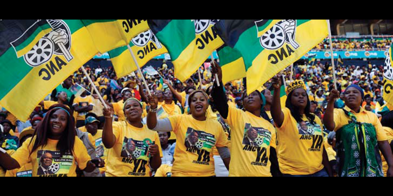The African National Congress Is Not Profeminist?
