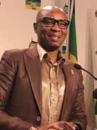 ANC spokesperson Zizi Kodwa.