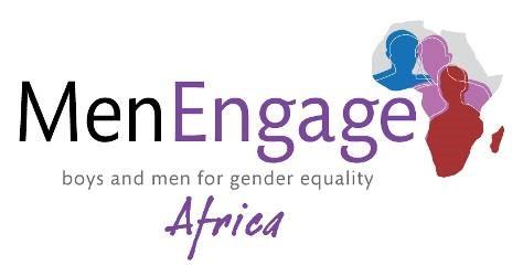 the logo of MenEngage Africa