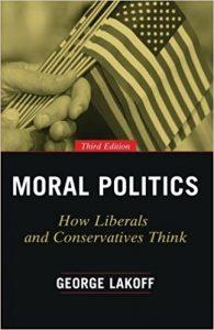 Moral Politics cover