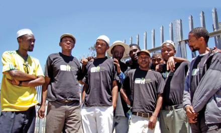 Men's Voices in South Africa's Gender Justice Chorus