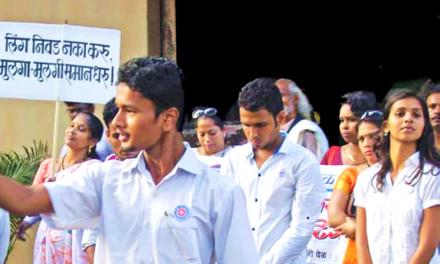 Young Men in India Challenging Sexism and Rape Culture