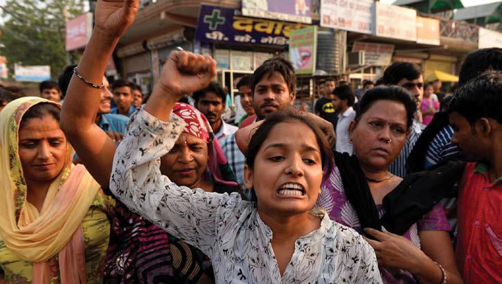 Challenging India's Marital Rape Law