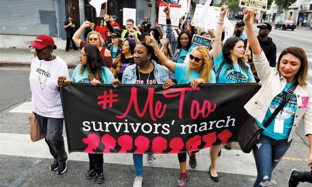 Advancing #MeToo Around the World
