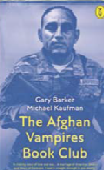 The Afghan Vampires Book Club cover