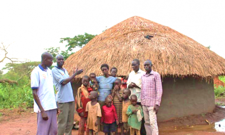 "Uganda's Coo Makwiri (""Role Model Men"")"