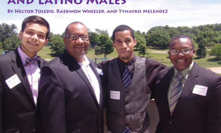 A Celebration of Black and Latino Males