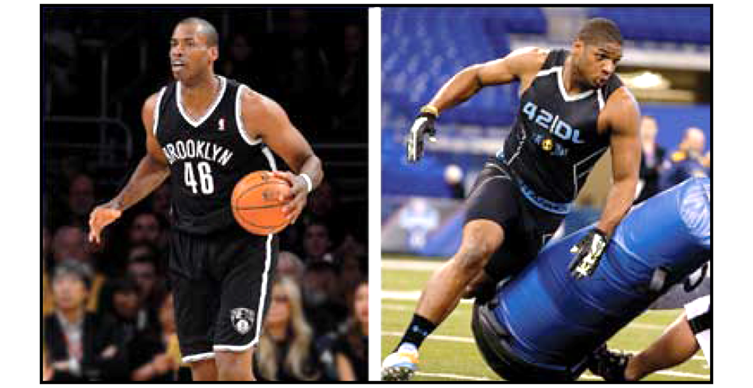 Jason Collins, the National Basketball Association player who announced he was gay in 2013, opened the door for other gay athletes to come out—like NFL rookie Michael Sam.