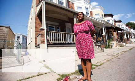"Domestic Violence Survivors Targeted by ""Nuisance"" Evictions"