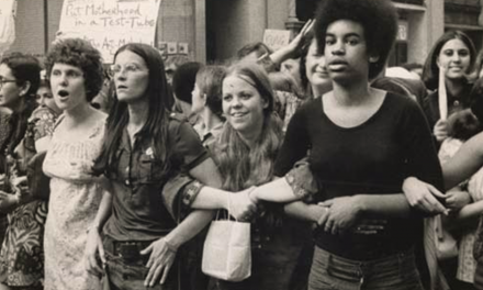 A Men's Apology for Sexism in the Sixties Anti-War Movement