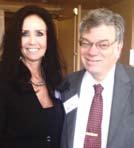 Barry Goldstein and Maralee McLean