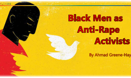 Black Men as Anti-Rape Activists