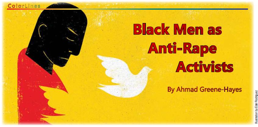 Black Men as Anti-Rape Activists