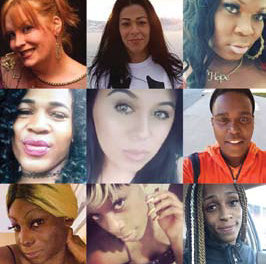 Violence Against the Transgender Community 2019