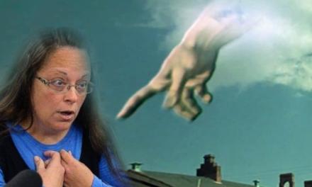 God Responds to Kim Davis