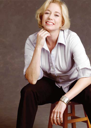 Writer Laura Lippman