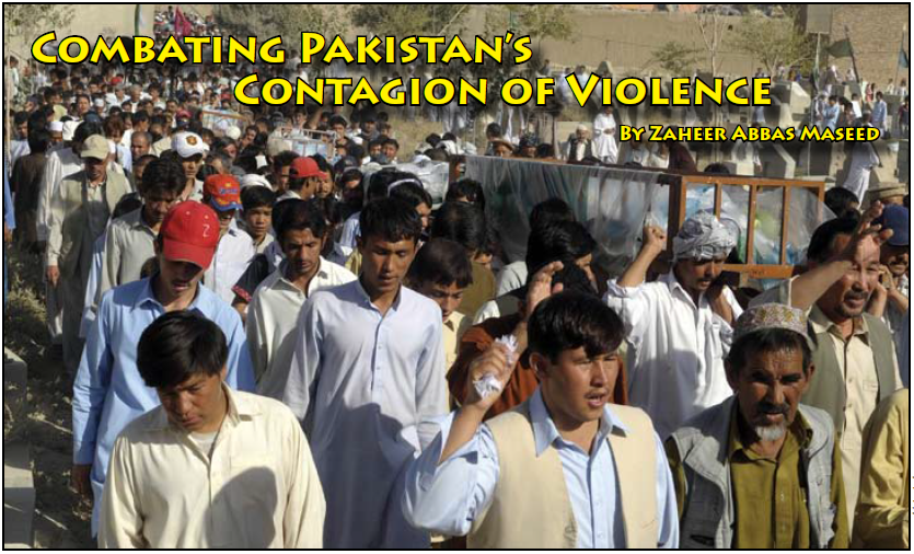 Combating Pakistan's Contagion of Violence