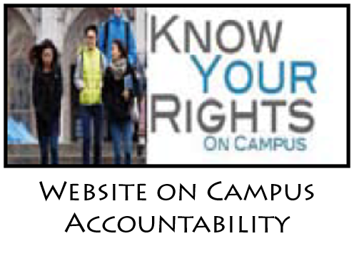 Website on Campus Accountability
