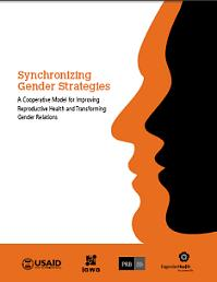 Cover of Synchronizing Gender Strategies: A Cooperative Model for Improving Reproductive Health and Transforming Gender Relations