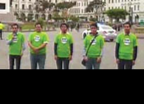 The Anti-Sexism Brigade of Peru