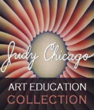 Program cover of the Judy Chicago Art Education Collection