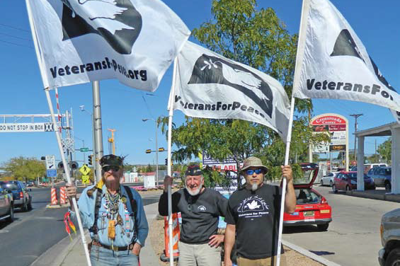 "Vets for Peace: ""Thank You for Your Service"""