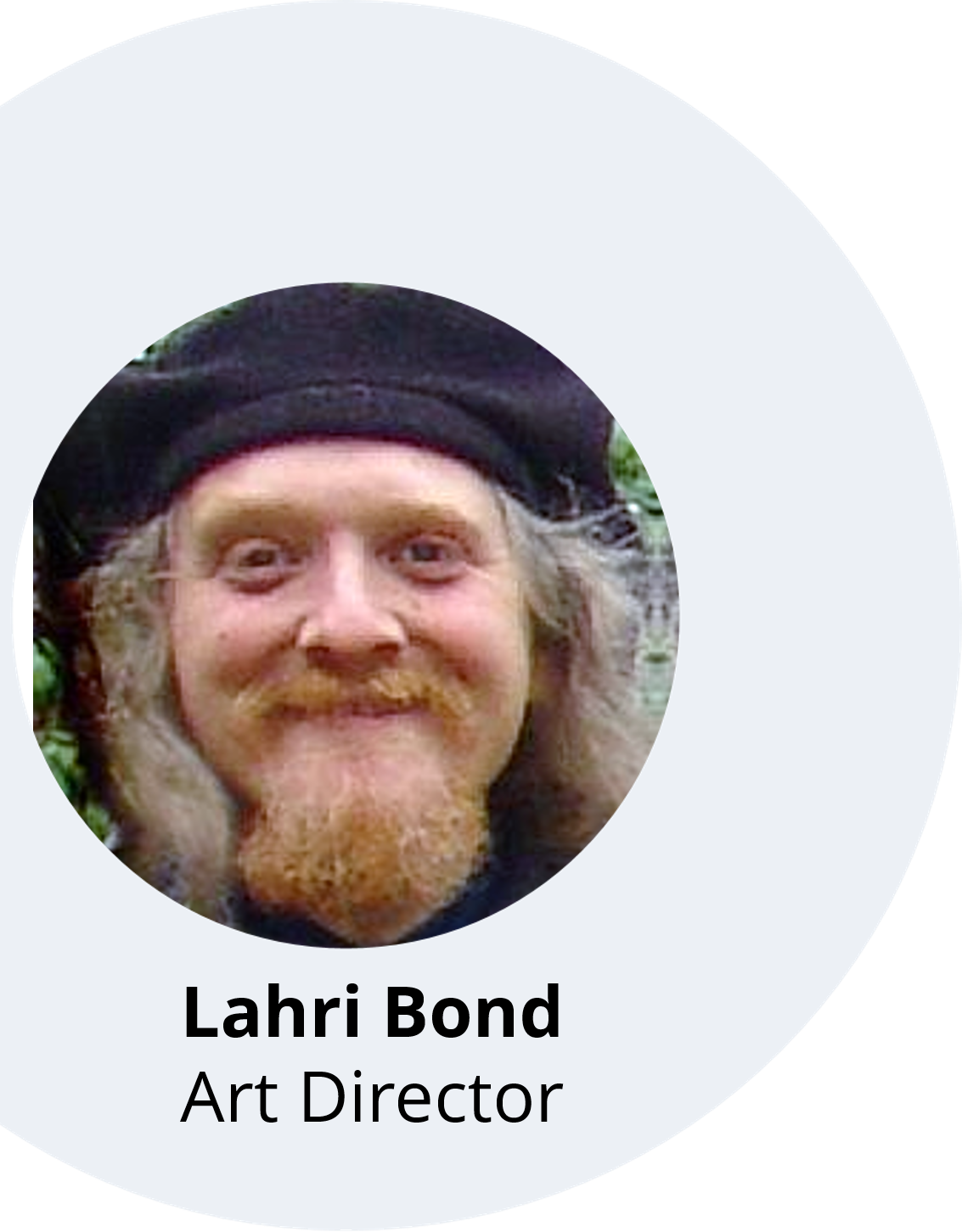 Lahri Bond (Art Director)