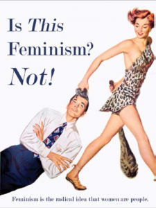 Is this feminism? Not!