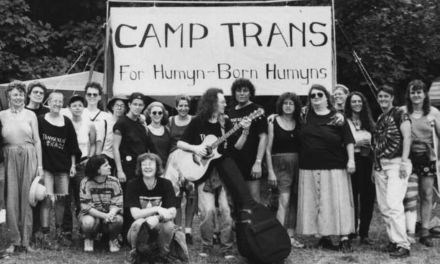 TRANS/gressive: How Transgender Activists Took on Gay Rights, Feminism, the Media and Congress… and Won!
