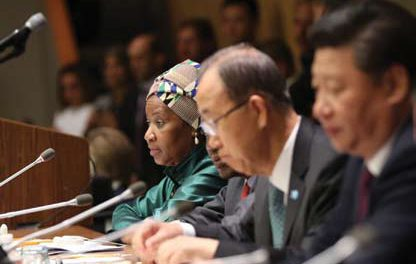 World Leaders Pledge to Close Gender Gap